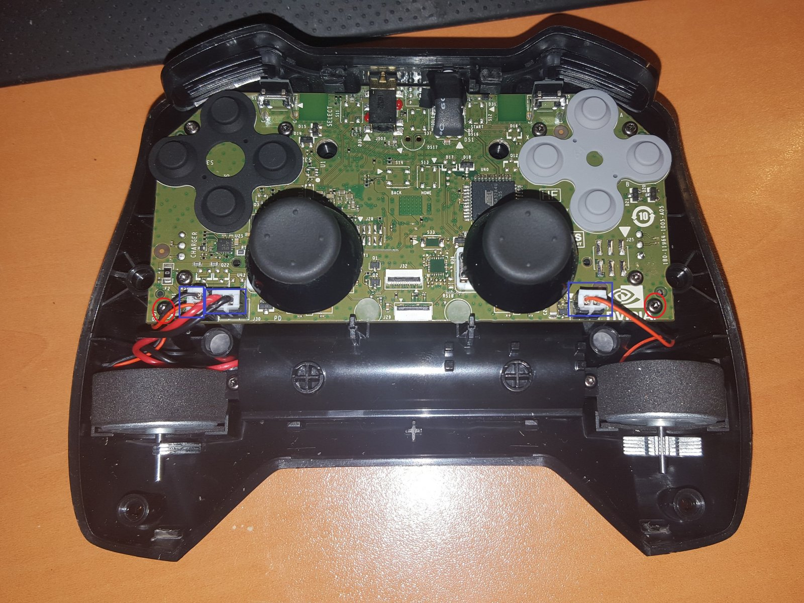 Shield controller working in any game, on any PC with new