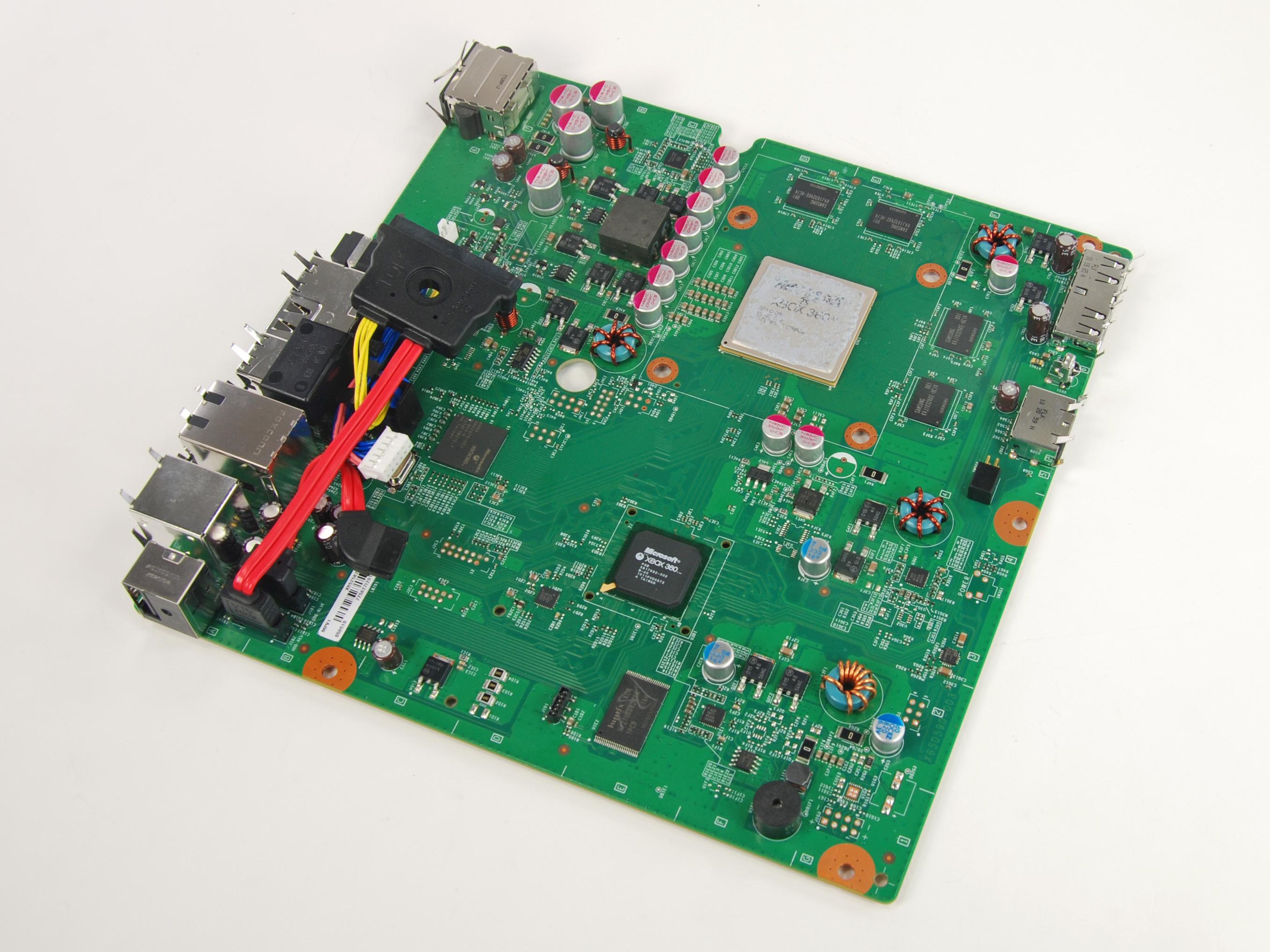 Xbox 360 Power Fuse : Xbox slim power brick wiring diagram get free