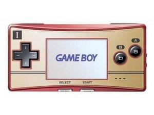 Game Boy Micro修理