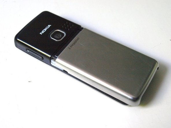Disassembling the Nokia 6300