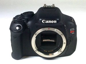 Canon EOS Rebel T3i / 600D Repair