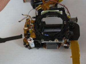 Autofocus Drive Motor