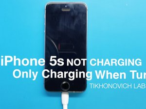 How to fix iPhone 5s NOT CHARGING