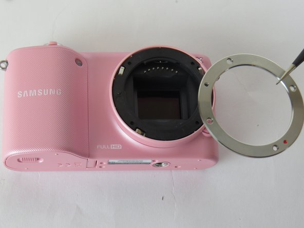 Samsung NX2000 Lens Assembly Replacement