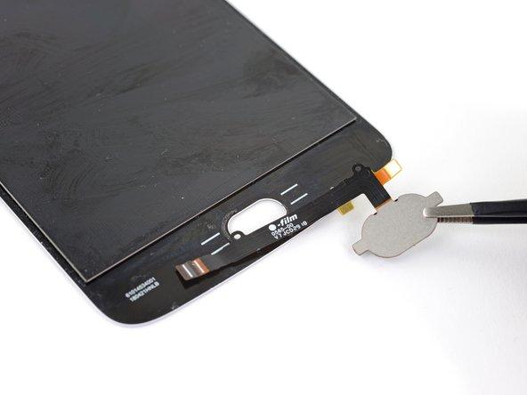 Reemplazo del sensor de huella digital del Motorola Moto Z2 Play