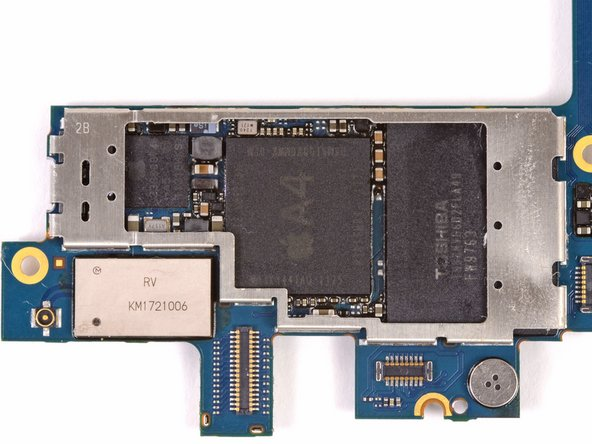iPod Touch 5th generation logic board