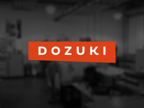 By the way, did you know that we also make software for teaching people to do things? Dozuki makes it easy to create vibrant how-to manuals.