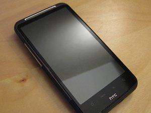 Power on HTC Desire HD