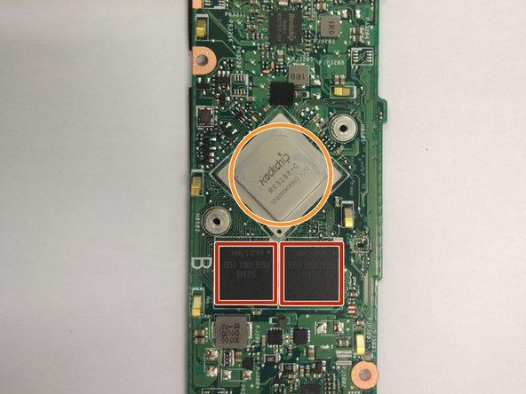 SK Hynix H26M52103FMR 16GB eMMC