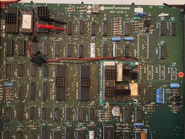 Instalación de MacWorks II PFG de Apple Lisa