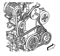2004 chevrolet venture engine diagram solved serpentine belt installation diagram for 1999 chevrolet  serpentine belt installation diagram
