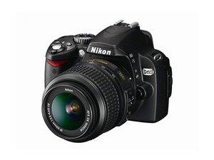 Nikon D60 Repair