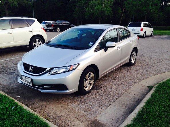 Honda Civic Key Replacement >> 2012-2015 Honda Civic Repair (2012, 2013, 2014, 2015) - iFixit