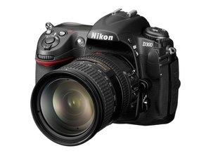 Nikon D300 Repair