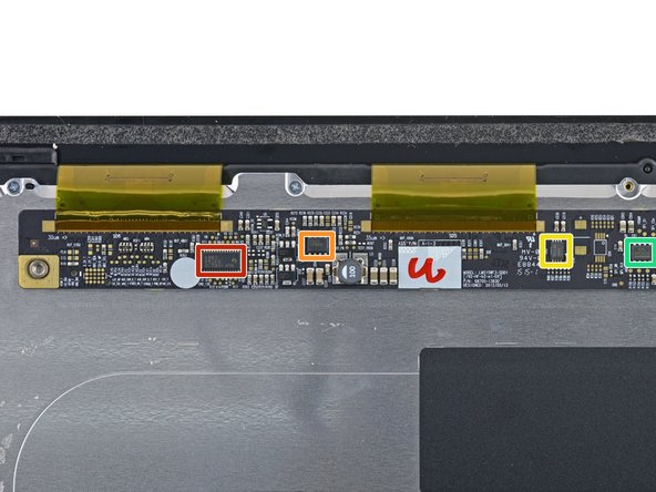Like previous iterations, this iMac display gets its own full set of control hardware: