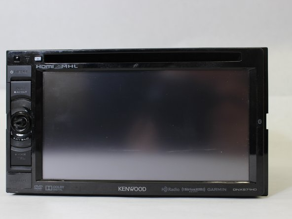 Kenwood DNX571HD LCD Touch Screen Replacement