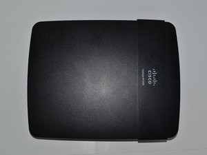 Linksys E1200 Wireless Router