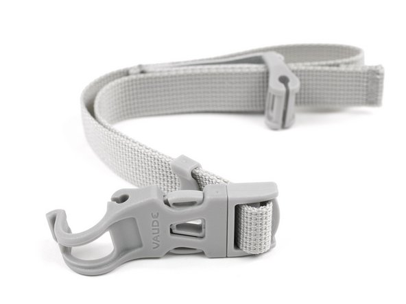 VAUDE Chest Belt with Drinking Tube Mount Main Image