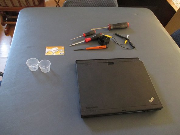 Lenovo X200 Disassembly