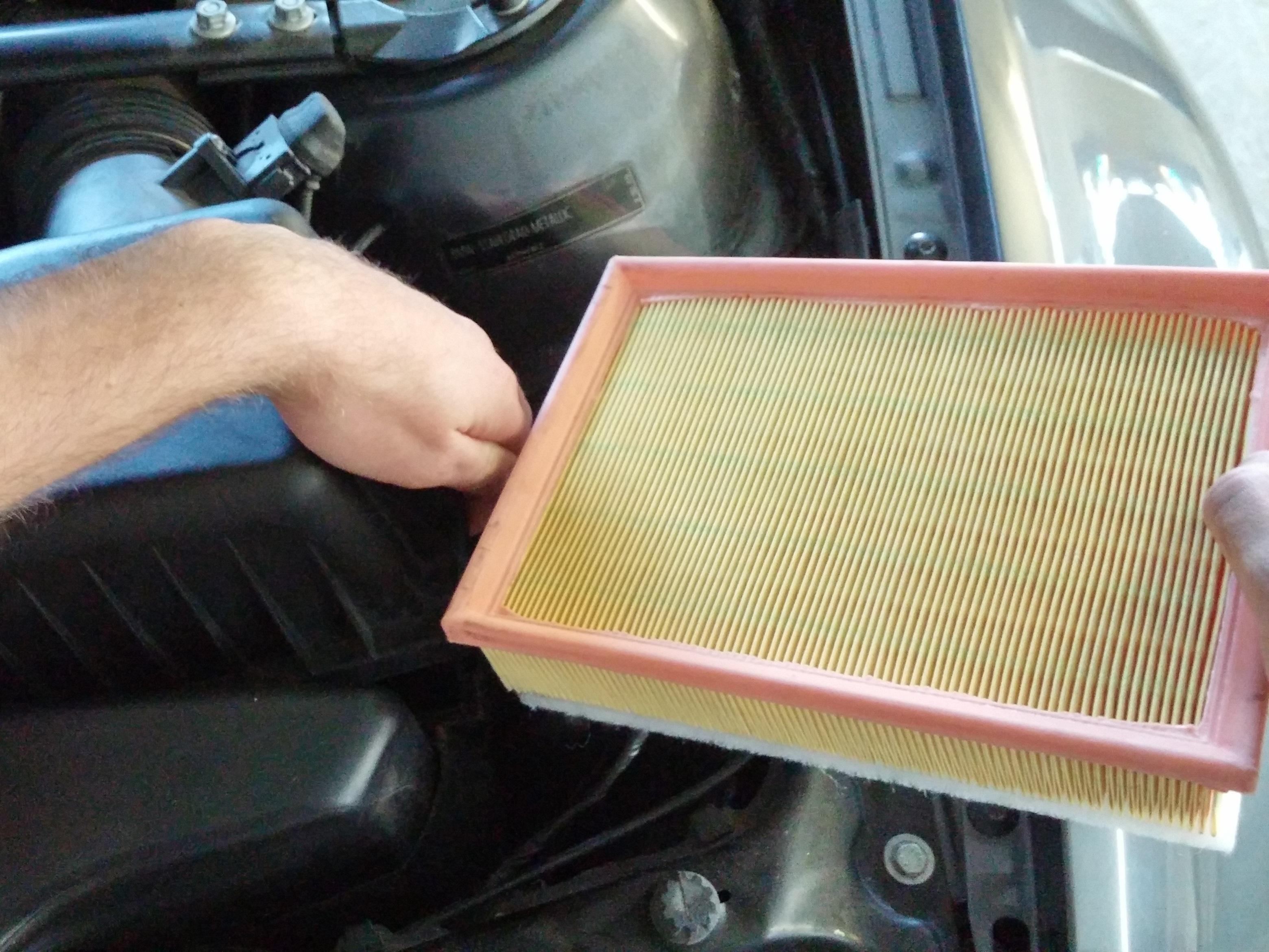 Bmw Repair Ifixit 1996 Z3 Engine Diagram 2000 2006 M3 Air Filter Replacement