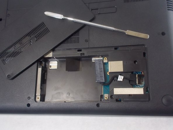 Compaq Presario CQ62-215dx Hard Drive Upgrade and Replacement