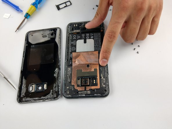 2017 HTC U11 Teardown