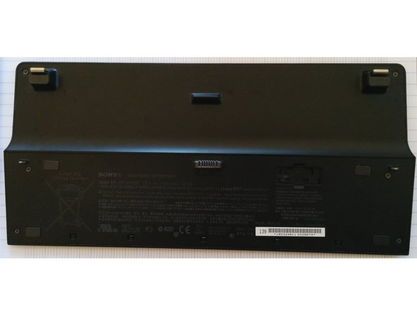 Réparation Batterie feuille (batterie additionnelle) Sony Vaio Pro SVP1321C5E