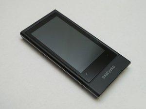 Samsung YP-P3 Repair
