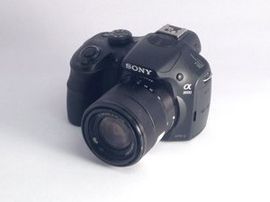 Sony Alpha A3000 Repair