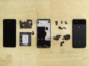 Google Pixel 3a XL Teardown