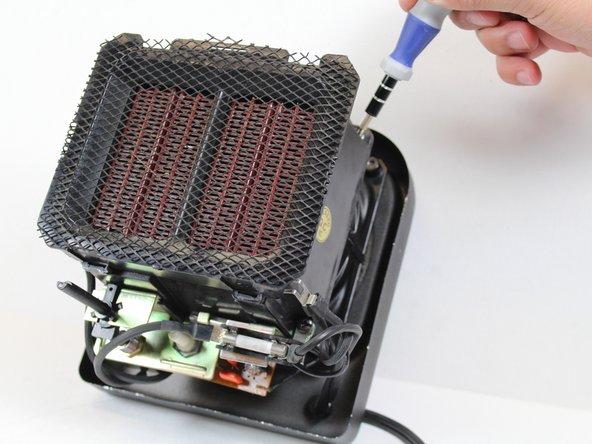 space heater repair guides