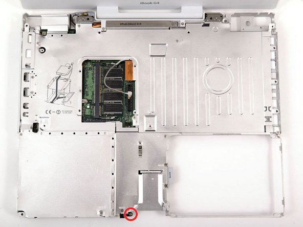 "iBook G4 14"" 933 MHz-1.33 GHz Sleep Light Replacement"