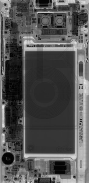 X-ray wallpapers for Samsung Galaxy Note9