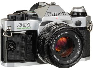 Canon AE-1 Program Repair
