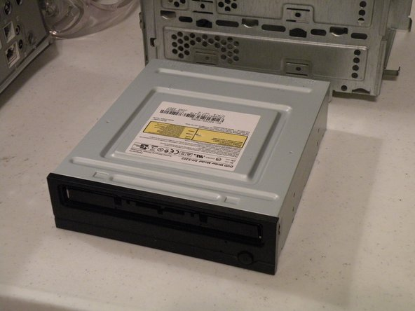 Image 2/2: My MDD has a 3rd Party 22X SuperDrive, for burning DVD's in Leopard (Thank You Generic Drive Support!)