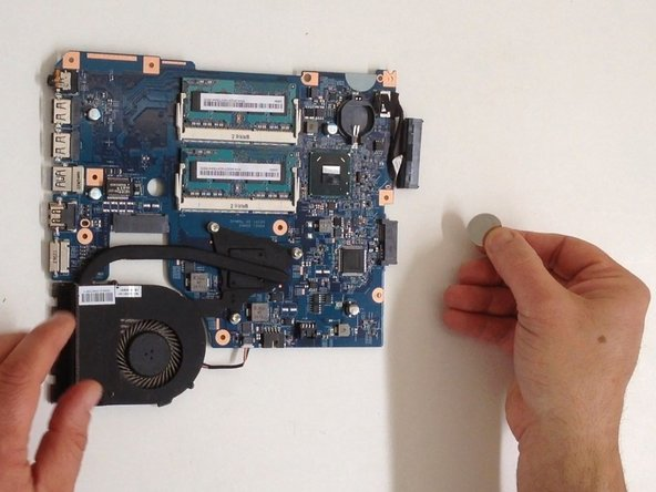 Acer Aspire V5-571 CMOS / Bios Battery Replacement