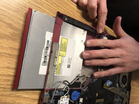 Dell Latitude E4300 Disk Drive Replacement