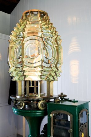 Fresnel Lens at Point San Luis Lighthouse