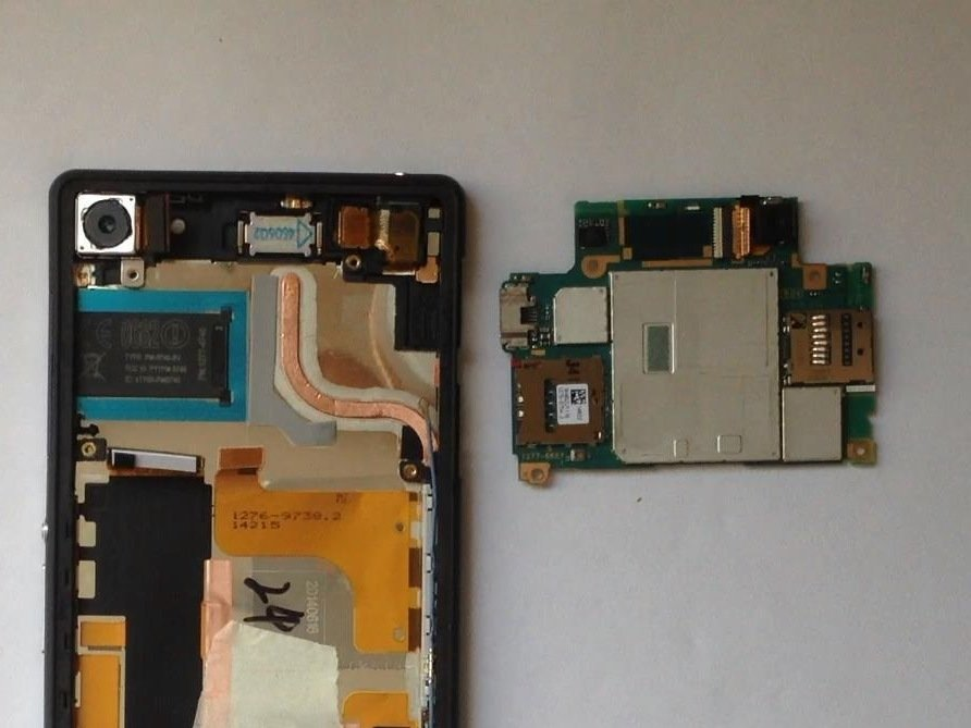 Sony Xperia Z2 Logic Board Replacement