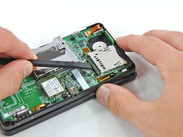 Nintendo 3DS SD Kartenleser austauschen