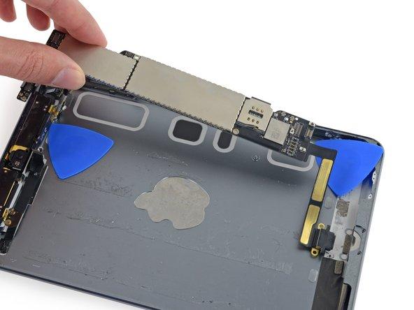 Remplacement de la carte mère de l'iPad Mini 2 LTE