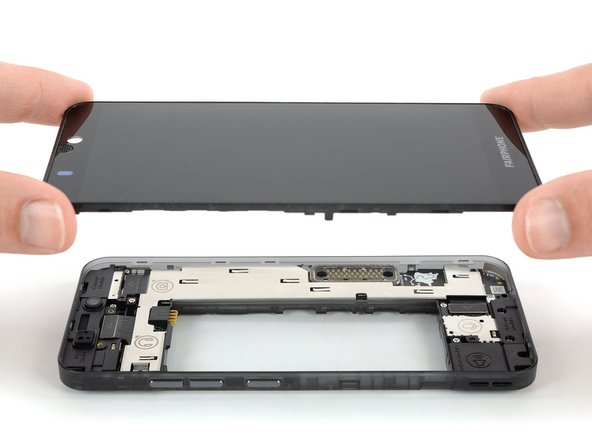 Fairphone 3 Display Module Replacement