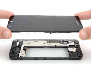 Fairphone 3 Display-Modul tauschen