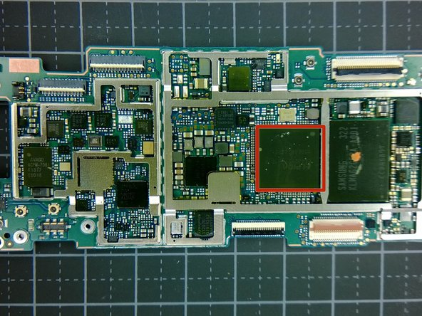 The guts of a HTC One mini, for your consideration.