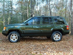 1993-1998 Jeep Grand Cherokee ZJ Repair