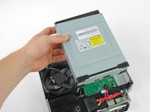 How to fix an Xbox 360 S Stuck DVD Tray