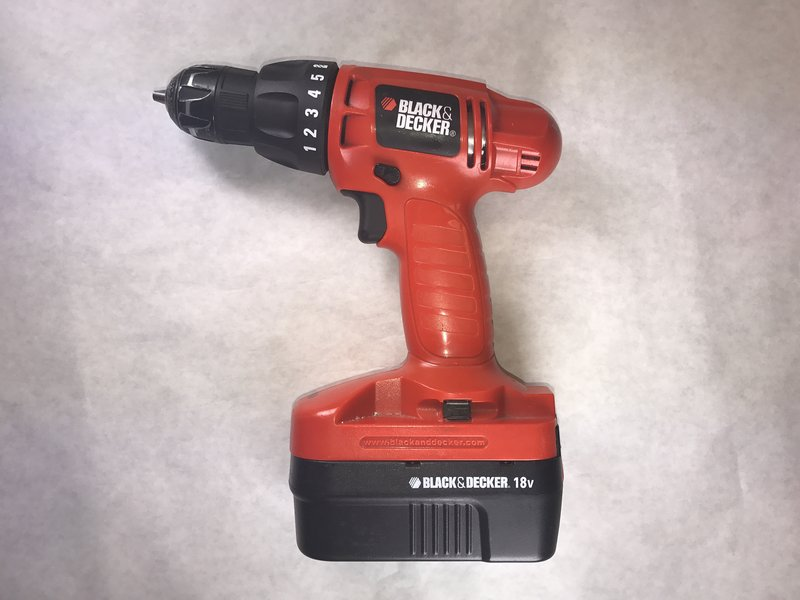 Drill Bit Is Stuck - Black and Decker PS1800 - iFixit