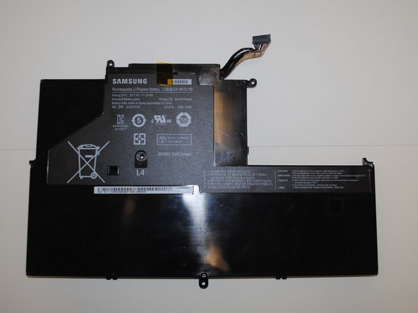Samsung 500C ChromeBook Battery Replacement