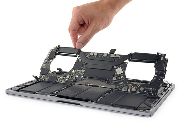 Time to liberate that logic board and look around!