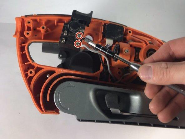 RIDGID Belt Sander R2740 On/Off Switch Replacement